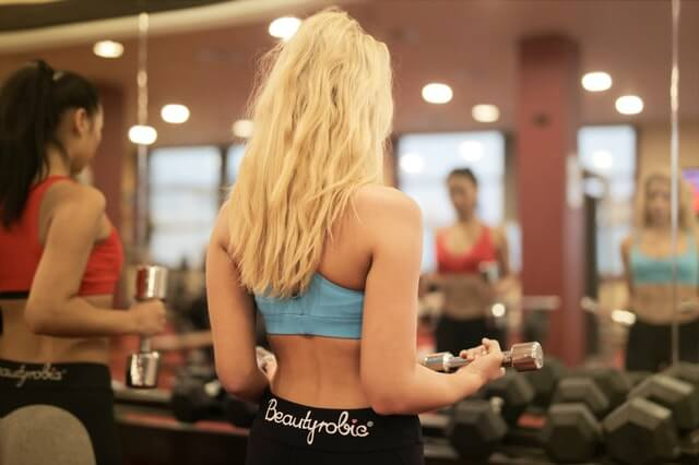 An ultimate arm workout for women will include curls. The best arm exercises for fat loss will include curls.