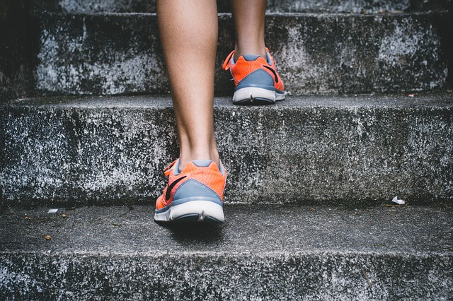 Don't let flat feet hold you back from exercise.
