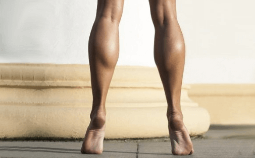 How to Tone Calves Without Bulking up is mainly by just doing bodyweight exercises.