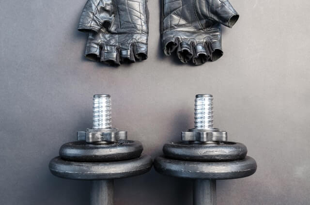 Women's weight lifting gloves with wrist support can be very beneficial to your workouts.