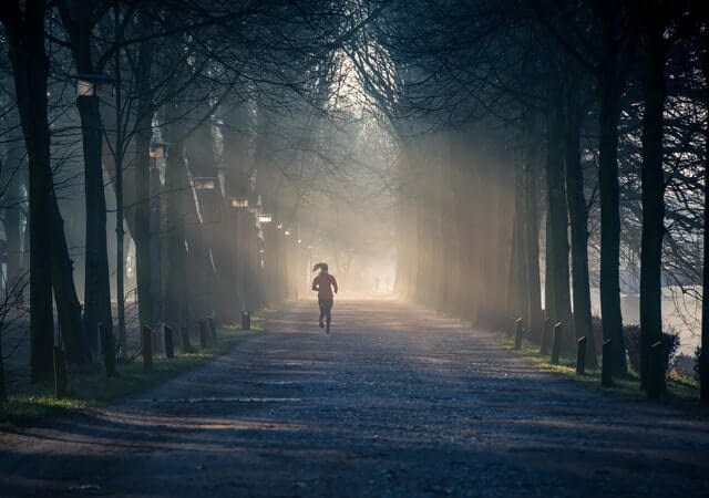 How a morning run can solve your problems