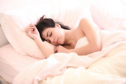 Getting close to 8 hours of sleep will help boost your metabolism.