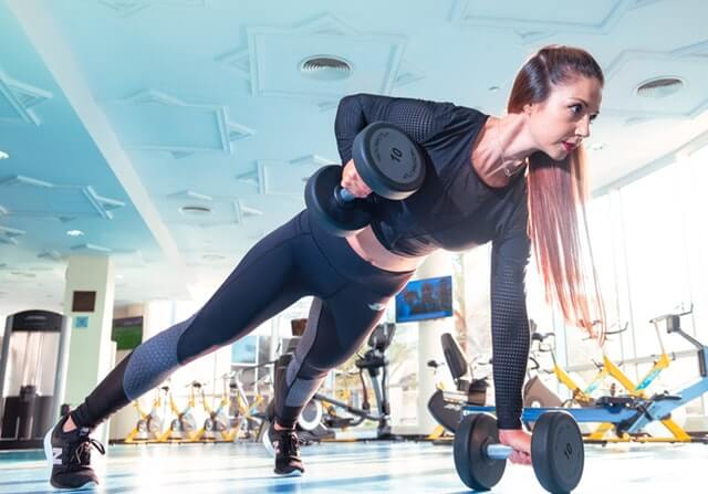 How weight training can help with asthma.