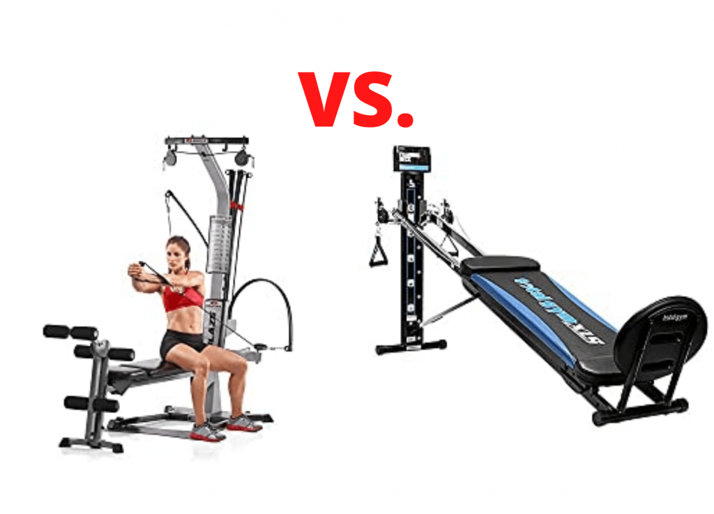 The Bowflex vs Total Gym review will showcase the pros and cons of each piece of equipment.
