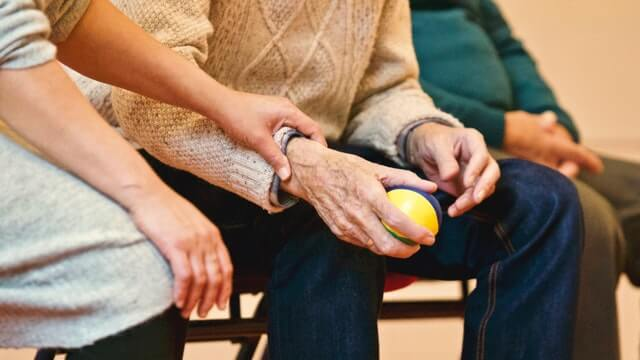 Being social is great for older adults when they're trying to stay healthy and fit.
