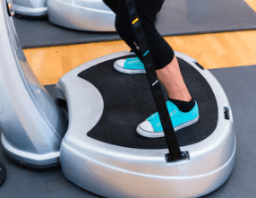 Weight loss vibrating machines need to be used in conjunction with proper diet and other forms of exercise.